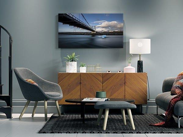 Stampe Fine Art: salotto moderno